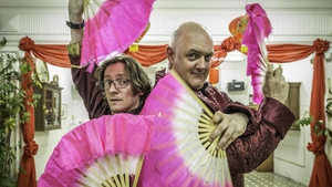 The Guardian's TV reviewer was not a fan of Dara Ó Briain and Ed Byrne's new show
