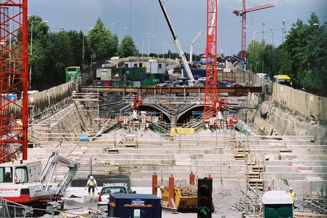 Dublin Port Tunnel (2004)