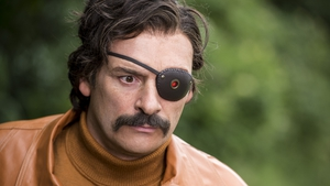 Julian Barratt is Mindhorn