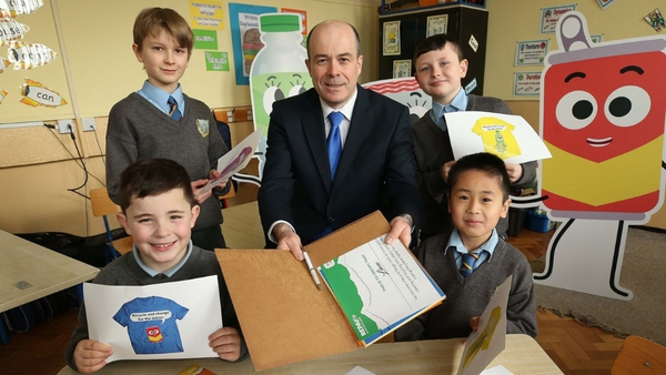 Schools Set To Recycle and Change For the Better