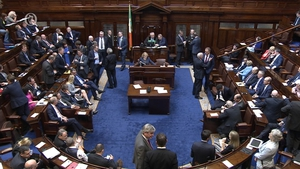 It is the first vote lost by the Government since Taoiseach Leo Varadkar's appointment