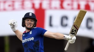 Eoin Morgan will face his native country in Bristol