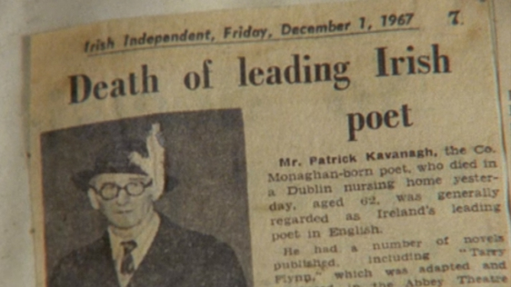 Death of Patrick Kavanagh, Independent