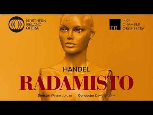 """Radamisto"", an opera directed by Wayne Jordan"