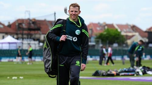 Niall O'Brien will coach the Kandahar Knights