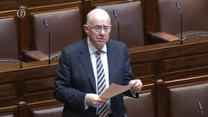 Charlie Flanagan has declined to say how Ireland voted on Saudi Arabia's membership of the UN commission