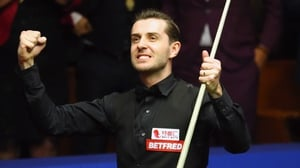 Mark Selby was named player of the year