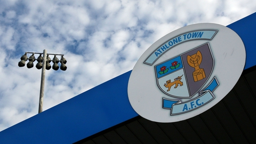 Athlone Town have hit back in dramatic fashion