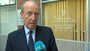 Shane Ross said getting involved in transport disputes would have been exactly the wrong thing to do