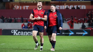 Munster's Jaco Taute and Dave Kilcoyne are on the 'Dream Team'