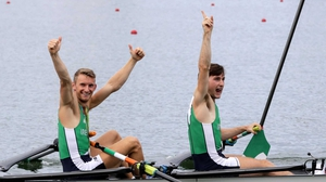 Gary and Paul O'Donovan are safely into the semis
