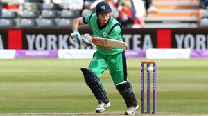 Ed Joyce and Ireland eye another World Cup appearance