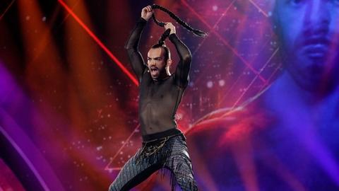 Montenegro: Eurovision Song Contest 2017