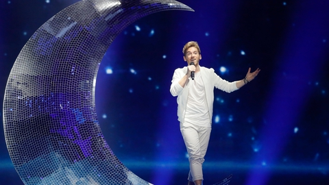 Austria: Eurovision Song Contest 2017