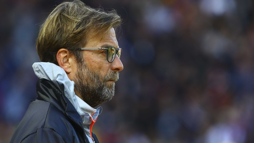 Jurgen Klopp's Liverpool have made a poor start to the league campaign