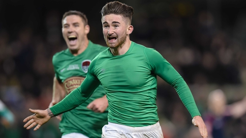 Sean Maguire has caught they eye of the Republic of Ireland manager