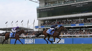 Rhododendron won The Dubai Fillies' Mile at Newmarket last October