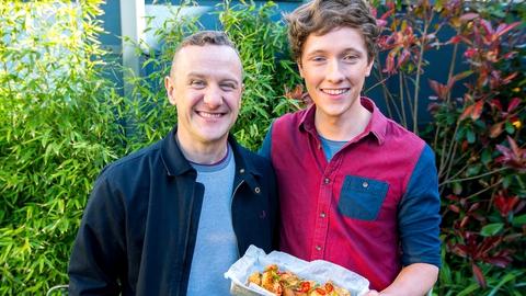 Chef Adrian Eats Ireland: Spice Bag