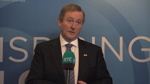 "Enda Kenny said that he had raised ""the issue of human rights with the Saudi Arabian authorities which obviously includes women's rights"""