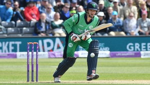 Ireland couldn't make the most of Porterfield's decision to bat first