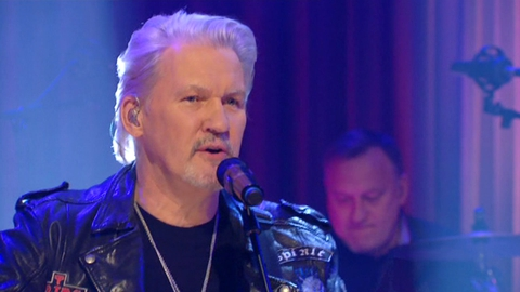 The Late Late Show: Johnny Logan - It Is What It Is
