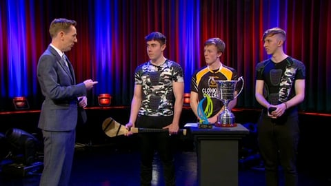 The Late Late Show: Student Enterprise Awards