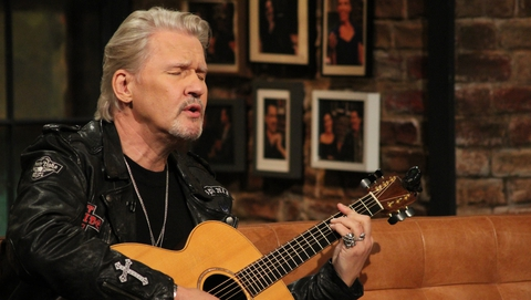 The Late Late Show: Johnny Logan