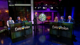 The Late Late Show: Euro Sing Song Game