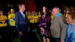 The Late Late Show: Darkness into Light