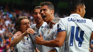 Cristiano Ronaldo and Co compete for the FIFA Club World Cup as Champions League winners