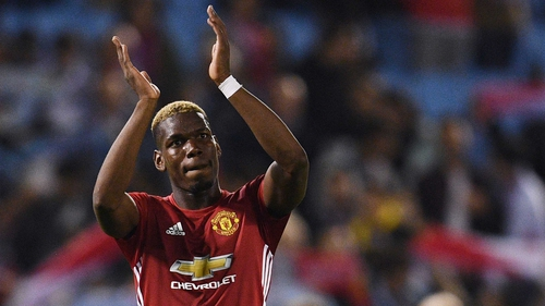 Paul Pogba: 'To be in the top four, our mind has to go there.'