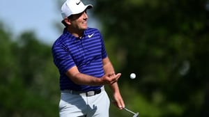Francesco Molinari is one shot ahead of Power and two others
