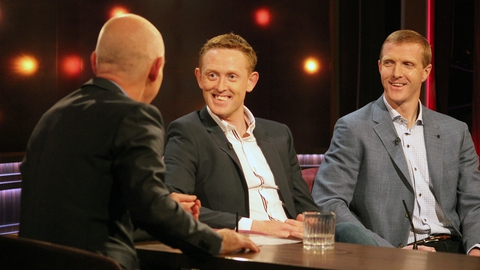 The Ray D'Arcy Show: Colm Cooper and Henry Shefflin