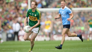 Colm Cooper in action for Kerry in last year's All-Ireland semi-final