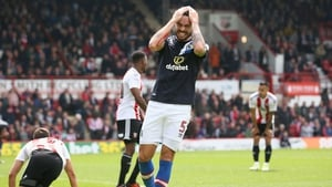 It was a day of anguish for Blackburn Rovers as they were relegated to League One