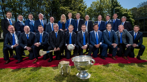 It was an All-Star cast at the launch of RTÉ's 2017 Championship coverage today