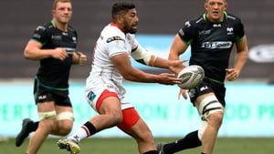 Piutau was named the Pro12 Players' Player of the Year