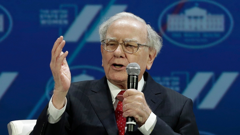 Buffett donates $2.9bn to Gates Foundation, charities