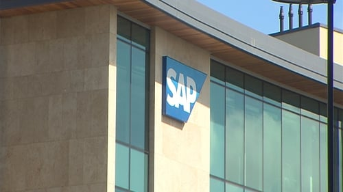 SAP said the investment is happening in Ireland because of the talent available
