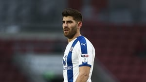 Evans scored seven times in 29 appearances for Chesterfield this season