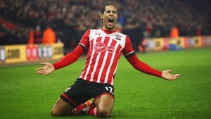 Virgil van Dijk is leaving Southampton for Liverpool