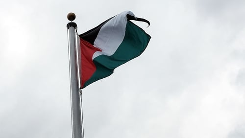 Palestinian flag will be flown over City Hall during May