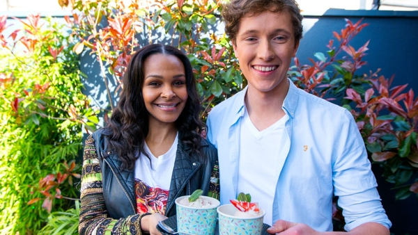 Samantha Mumba shares her ultimate cheat meal(s)