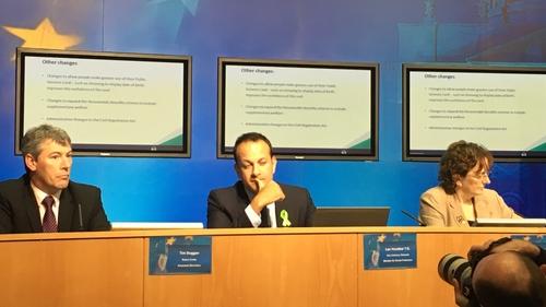 Leo Varadkar said the process will be similar to the tax defaulters list