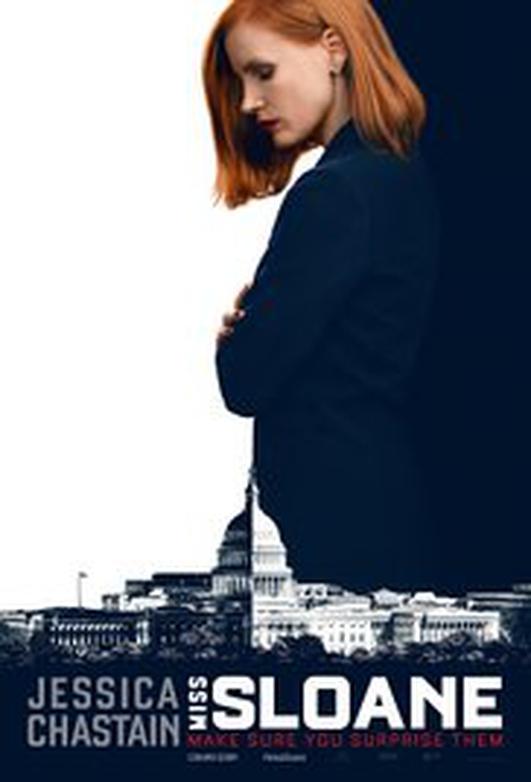 """Miss Sloane"" director John Madden"