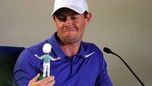 Rory McIlroy will miss next week's Memorial Tournament