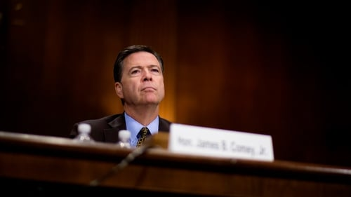 James Comey has been requested to testify before the Senate Intelligence Committee