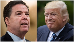 James Comey and the President have been on a collision course since last year