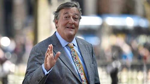 Stephen Fry's 2015 interview gave rise to a complaint to gardaí regarding blasphemy