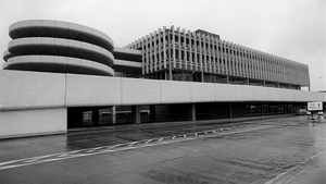 Dublin Airport in 1972 long before it had notions of becoming a hub